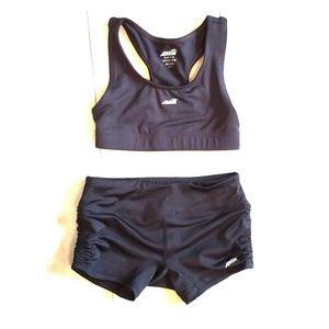 Avia Sports Bra / Shorts